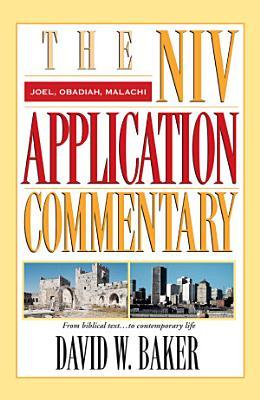 Joel  Obadiah  Malachi PDF
