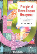 Principles of Human Resource Management