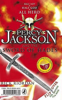 Percy Jackson and the Sword of Hades Book