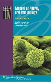 Manual of Allergy and Immunology: Edition 5