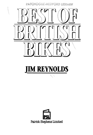Best of British Bikes PDF