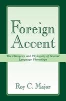 Foreign Accent PDF