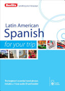 Latin American Spanish - Berlitz for Your Trip