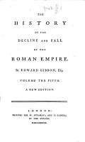 The History of the Decline and Fall of the Roman Empire     A New Edition PDF