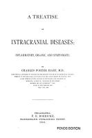 A Treatise on Intracranial Diseases PDF