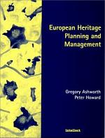European Heritage, Planning and Management