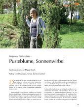 Bettpisser, Pfaffenplatte, Pusteblume, Sonnenwirbel…: ECHT Oberfranken - Ausgabe 41