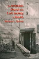 The Orthodox Church and Civil Society in Russia PDF