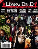 Living Dead Magazine  Issue 1 PDF