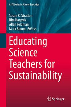 Educating Science Teachers for Sustainability PDF