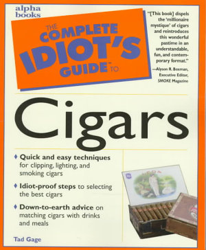 The Complete Idiot s Guide to Cigars PDF