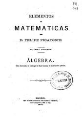 Elementos de matemáticas: Álgebra