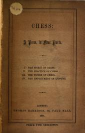 Chess: A Poem in Four Parts
