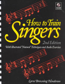 How to Train Singers