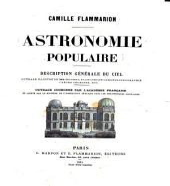 Astronomie populaire: description générale du ciel