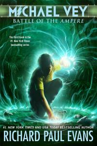 Michael Vey 3 Book