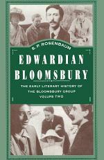 Edwardian Bloomsbury