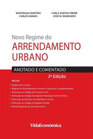Novo Regime do Arrendamento Urbano   3   edi    o PDF