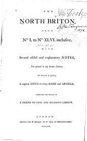 The North Briton: Issues 1-46