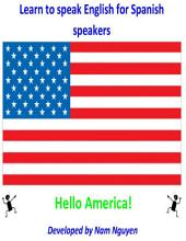 Learn to Speak English for Spanish Speakers