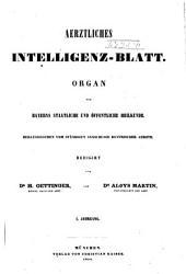 rztliches Intelligenz Blatt PDF