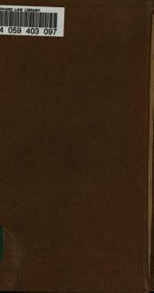 Codice del diritto pubblico ecclesiastico del regno d'Italia: Raccolta di tutte le leggi, decreti, rescritti, istruzioni ministeriali ed altre disposizioni degli antichi state riflettenti la legislazione vigente in Italia ...