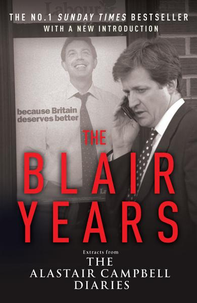 Download The Blair Years Book