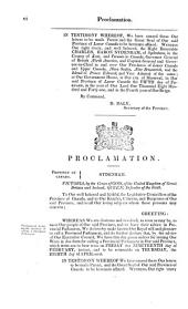 Journals of the Legislative Assembly of the Province of Canada: From the 14th Day of June .. Being the First-8th Provincial Parliament ..., Volume 1