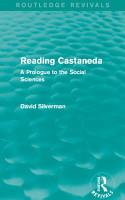 Reading Castaneda  Routledge Revivals  PDF