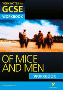 Of Mice and Men  York Notes for GCSE Workbook