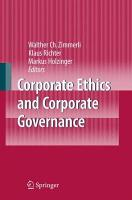Corporate Ethics and Corporate Governance PDF
