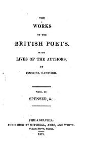 The works of the British poets: with lives of the authors, Volume 2