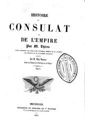 Histoire du Consulat et de l'Empire: al 20