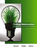 College Mathematics for Business  Economics  Life Sciences and Social Sciences
