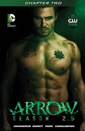 Arrow: Season 2.5 (2014-) #2