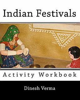 Indian Festivals Activity Workbook Book