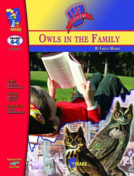 Owls in the Family Lit Link Gr  4 6 PDF