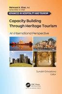 Capacity Building Through Heritage Tourism