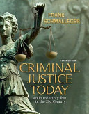 Criminal Justice Today Value Package  Includes Mycrimekit Student Access