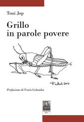 Grillo in parole povere