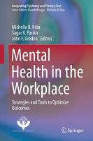 Mental Health in the Workplace PDF