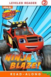 Ninja Blaze! (Blaze and the Monster Machines)