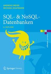 SQL- & NoSQL-Datenbanken: Ausgabe 8
