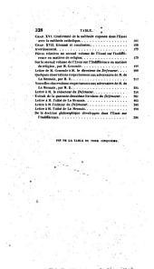 Oeuvres complètes de F. De La Mennais: Defense de l'essai sur l'indifference en matiere de religion, Volume5