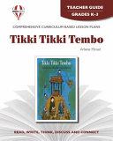 Tikki Tikki Tembo by Arlene Mosel PDF
