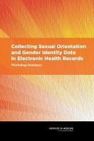 Collecting Sexual Orientation and Gender Identity Data in Electronic Health Records PDF