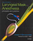 Download Laryngeal Mask Anesthesia Book