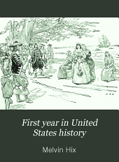 First year in United States history: Volume 2