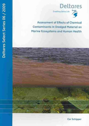 Assessment of Effects of Chemical Contaminants in Dredged Material on Marine Ecosystems and Human Health PDF