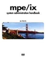 MPE/iX System Administration Handbook